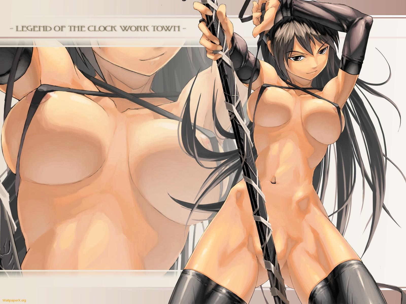 Hantai warrior girls images hentai vids