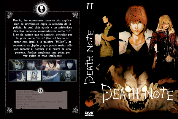 [C-DVD] Death Note Vol.2