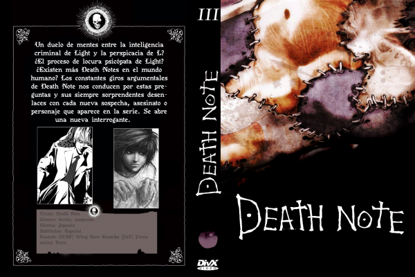 [C-DVD] Death Note Vol.3