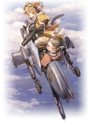 Изгнанник 2 (Last Exile: Fam, The Silver Wing)