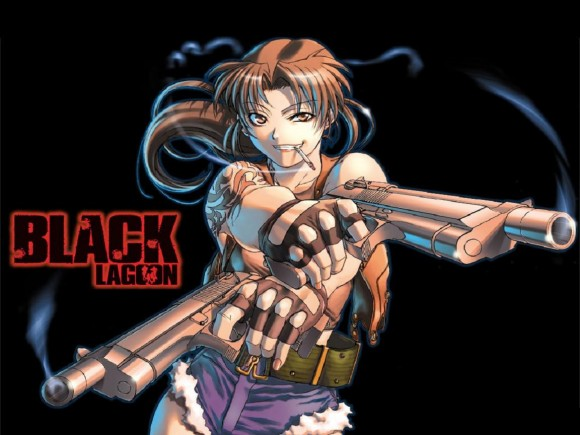 Black Lagoon in cosplay - Guest star Revy